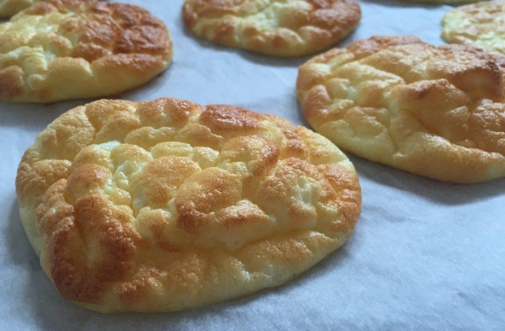 Cloud bread recept