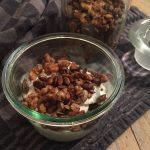 Noten, zaden, pitten… gezond genieten met dit homemade granola recept!