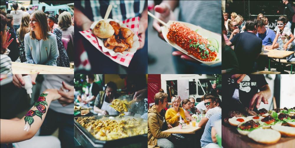Rrrollend Foodtruck Festivals