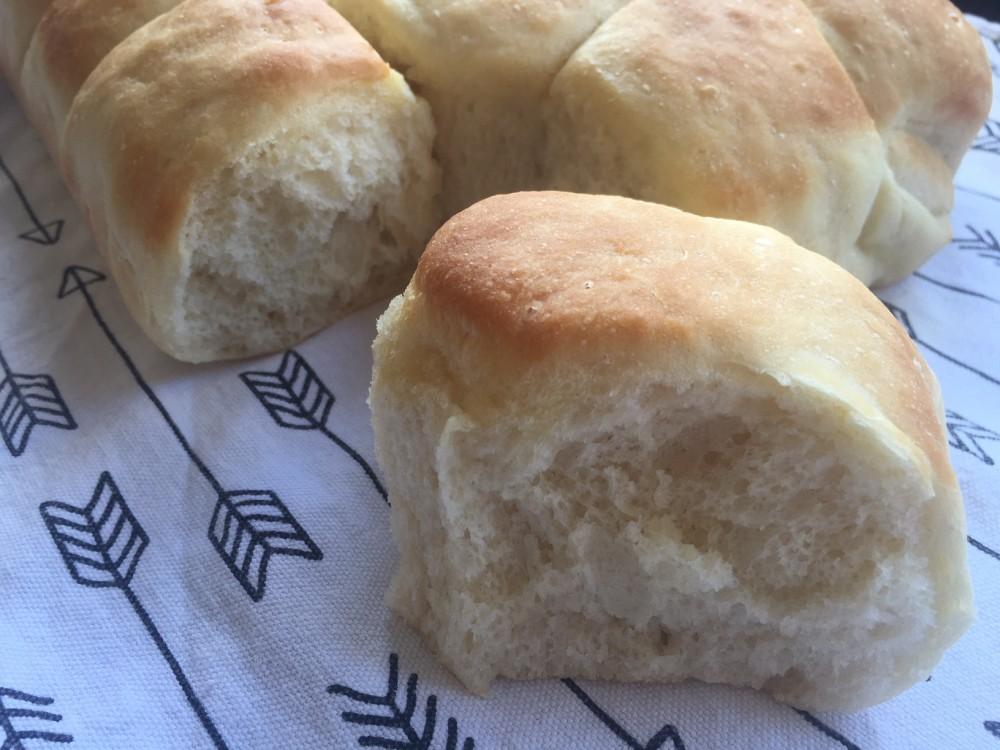 dinner rolls recept