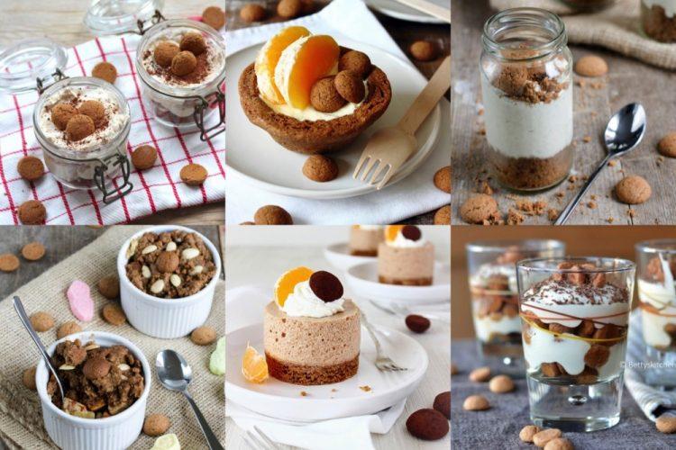Sinterklaas desserts