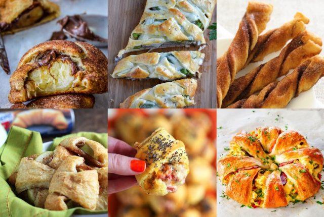 croissantdeeg recepten