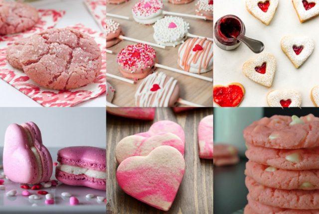 Pinspiratie: valentijns koekjes