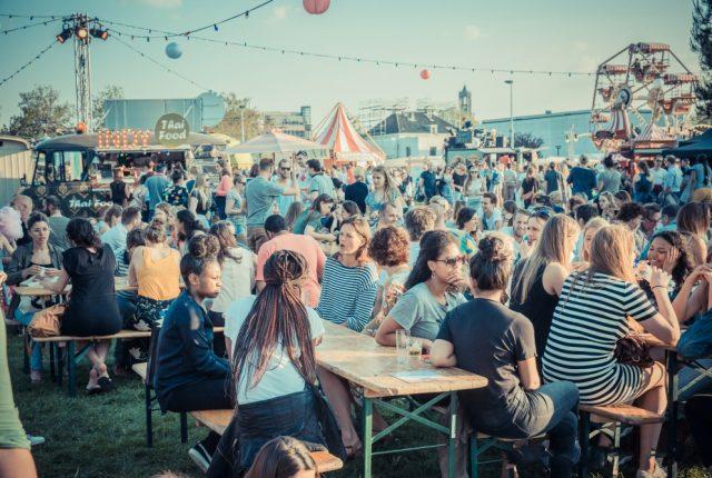 Food Truck Festival TREK 2017