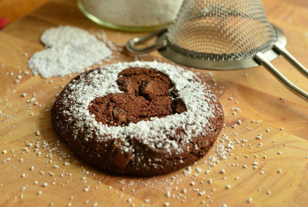 valentijns koekjes foto