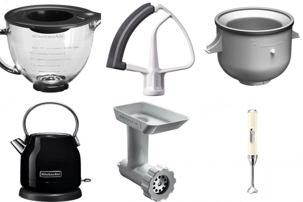KitchenAid wishlist
