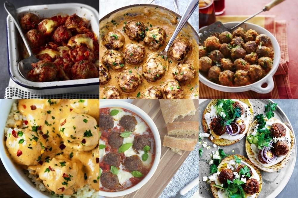 Meatball day: 6x bijzondere gehaktbal recepten