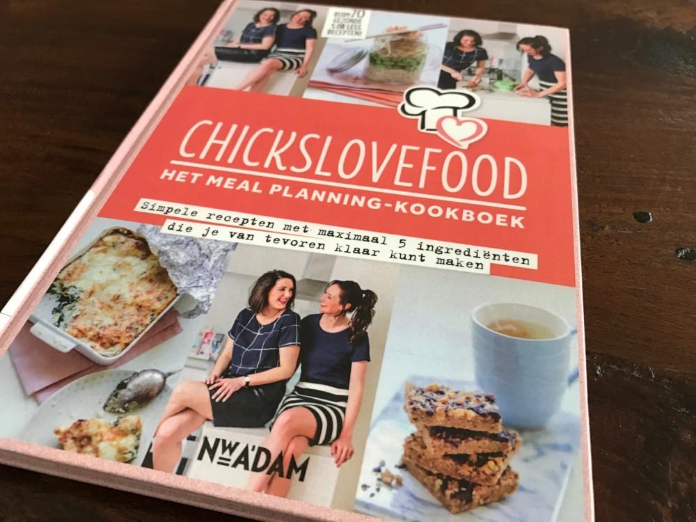 Chickslovefood: het meal planning-boek
