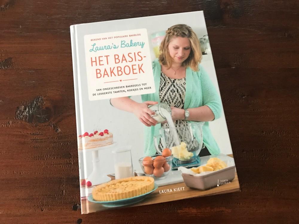 Laura's Bakery: het basis bakboek