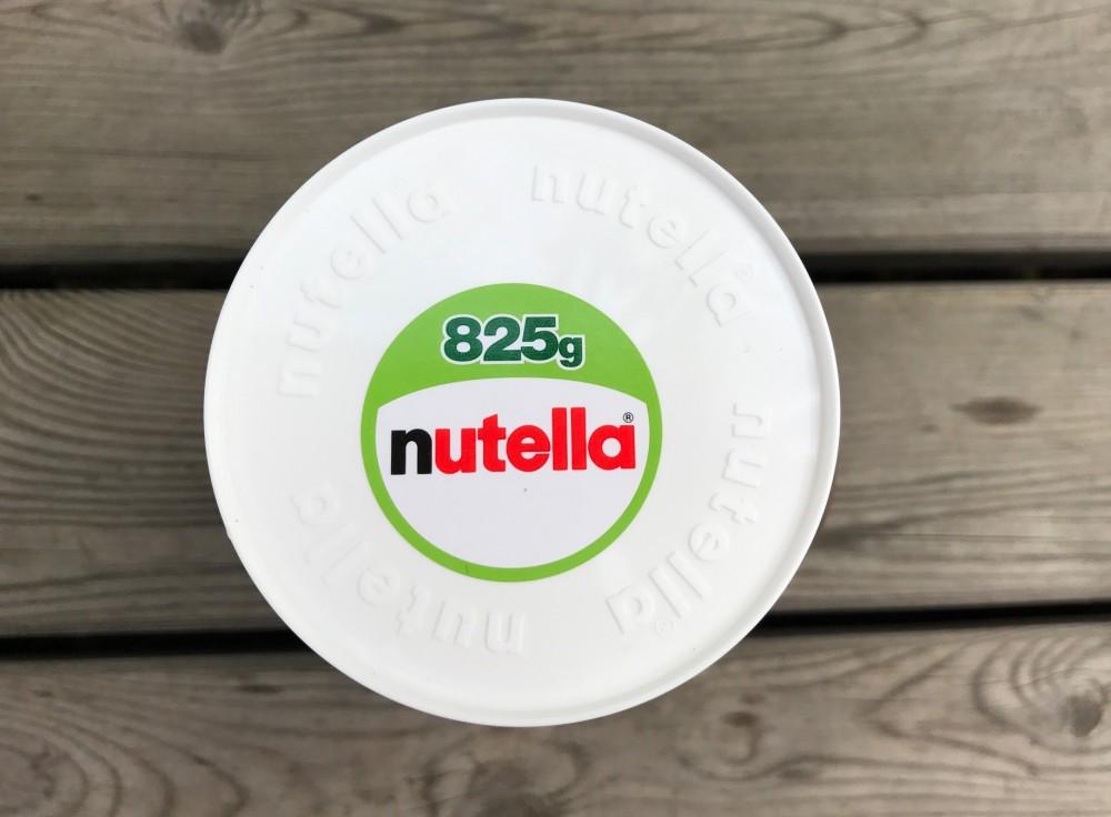 Hypermarché Leclerc Nutella