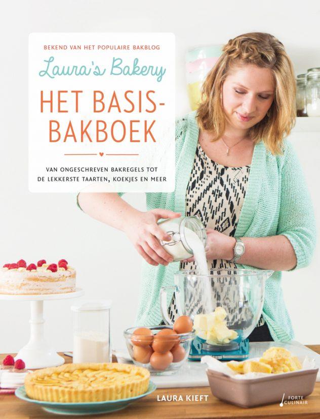 Laura's Bakery: Basis bakboek