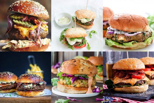 hamburger recepten