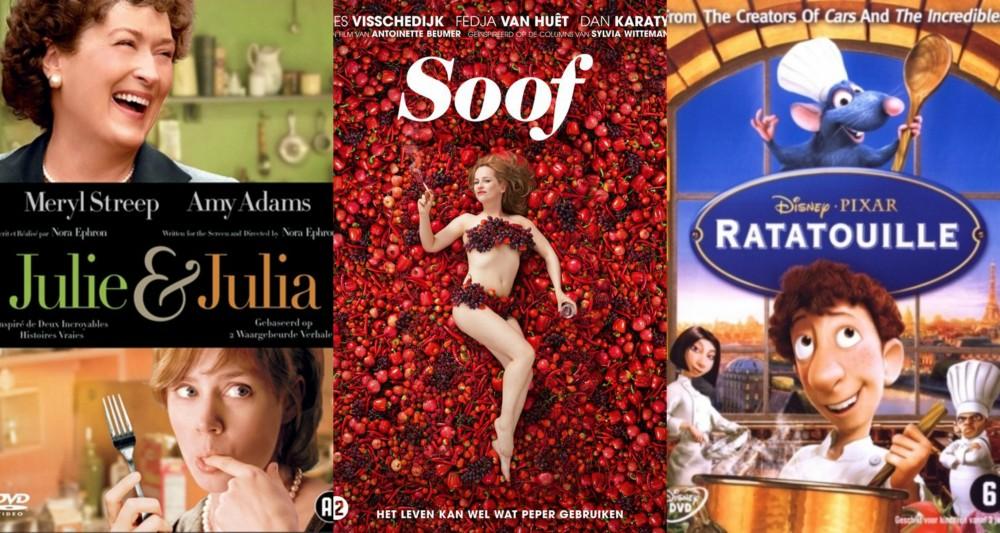 films voor foodies