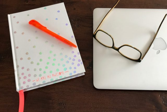 Hoe een notebook rust brengt in (soms iets te) drukke tijden