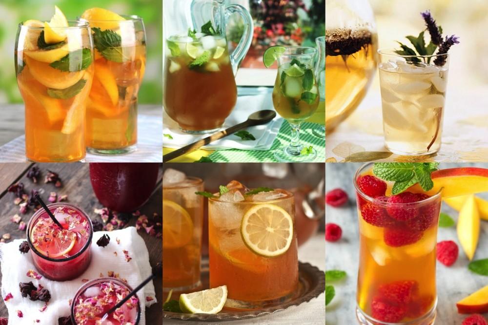 ice tea recepten