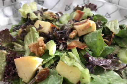 waldorfsalade deluxe recept