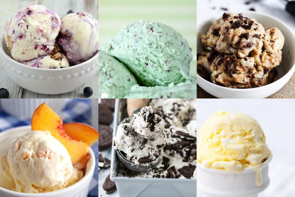 ijs recepten