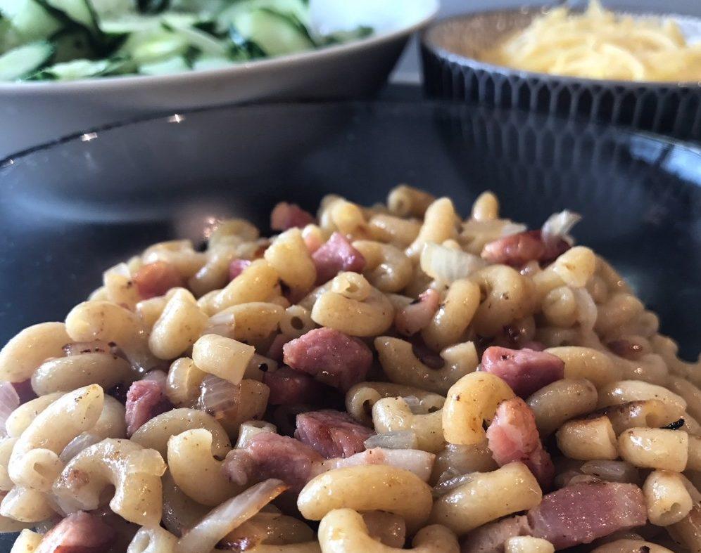 Ouderwetse macaroni
