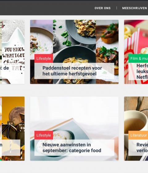 Ken je Biblyo.nl al? Dit blogte ik er bij elkaar...