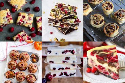 zoete cranberry recepten