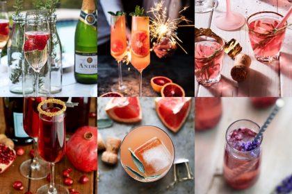 champagne cocktails recepten