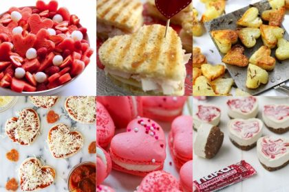 Valentijnsdag 6x hartvormige recepten