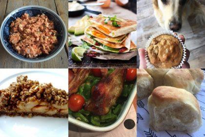 6 populairste recepten