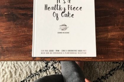 healthy piece of cake