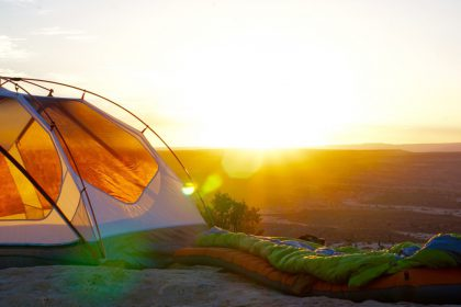 camping recepten foto