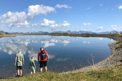 Vakantie in Oostenrijk: wandelen met kinderen