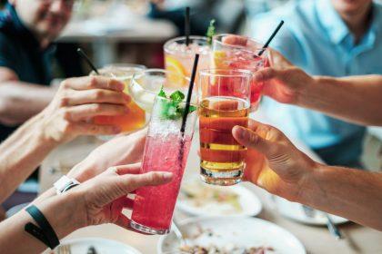 6x zomerse drankjes foto