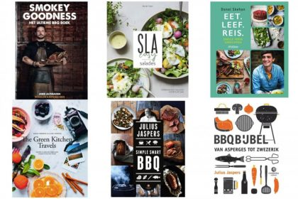 6x zomerse food boeken