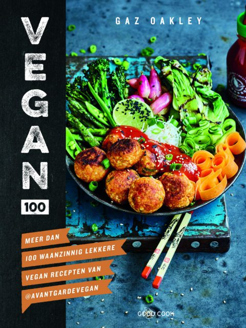 Vegan 100 omslag