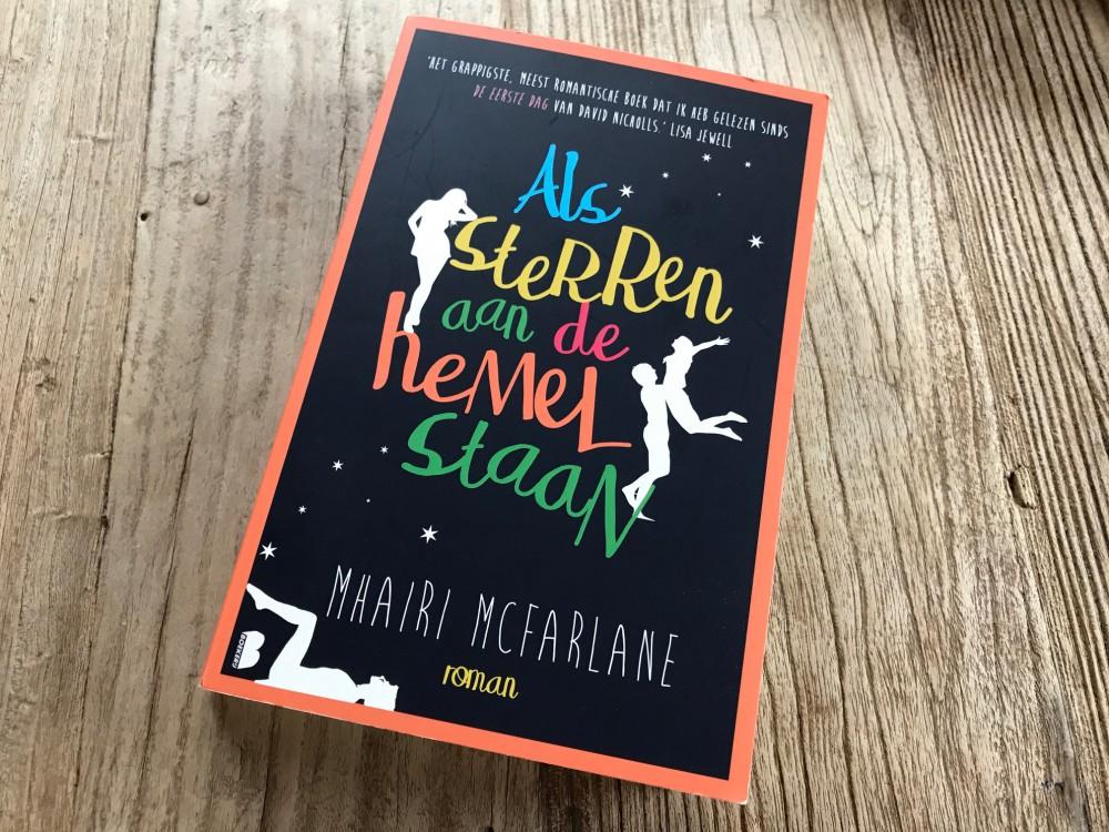 Als sterren aan de hemel staan | Mhairi McFarlane