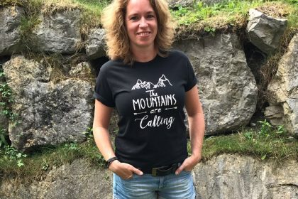 The mountains are calling: liefde voor de bergen
