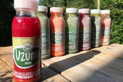 Uzuma green slow juice: een mega vitamineshot