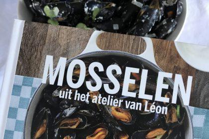 Mosselen uit het atelier van Léon