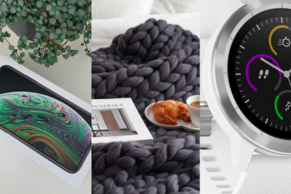 Friday Favorites #10: iPhone Xs, plaid, Garmin Vivoactive
