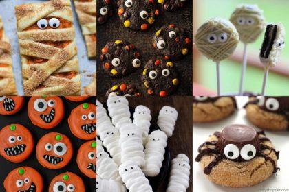 halloween koekjes recepten