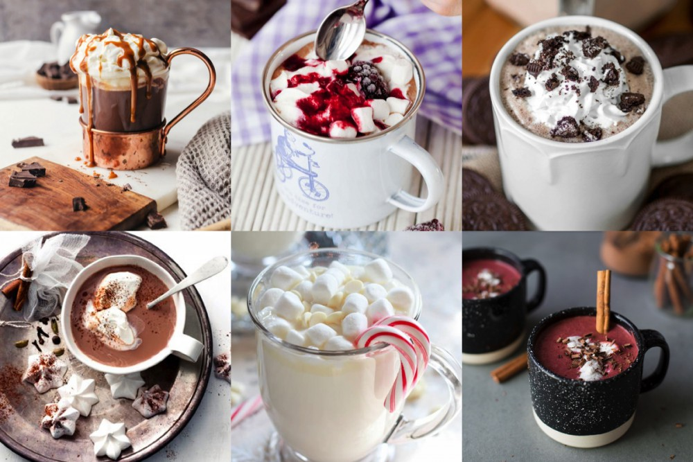 6x hot chocolate recepten