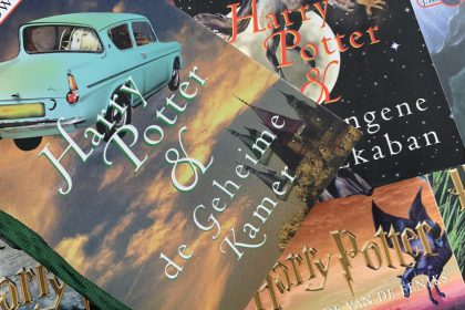 Harry Potter 20 jaar
