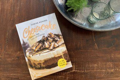 Cheesecake van Sabine Koning