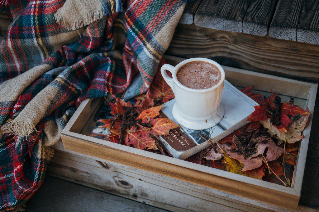 hot chocolate foto