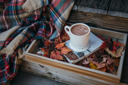 hot chocolate foto