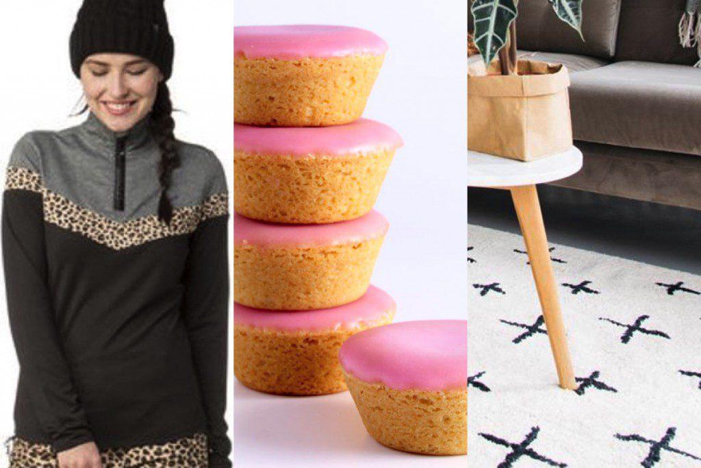 Friday favorites roze koeken sneakers een skipully