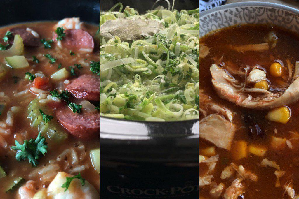 3 favoriete soep recepten