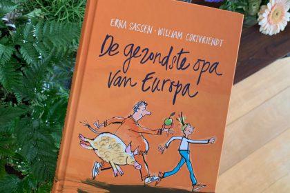 de gezondste opa van europa boek