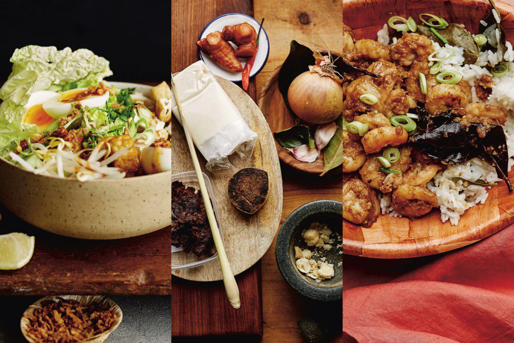 3x basisboek indonesisch koken