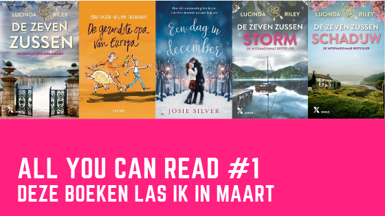 all you can read maart 2019