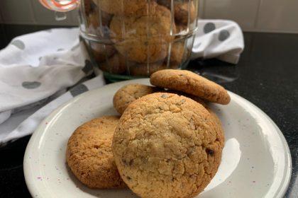 Bounty koekjes recept